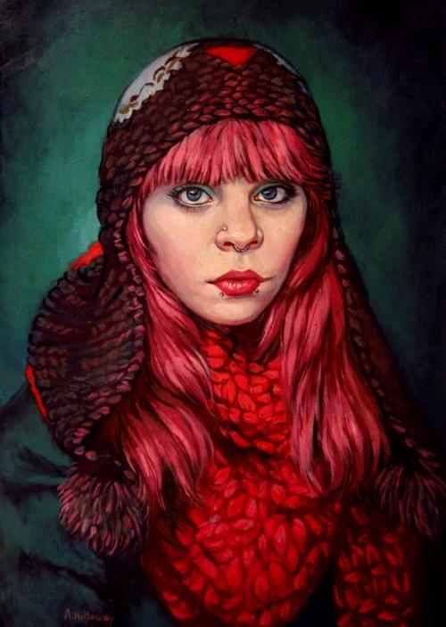 Artworks by Annemarie Holloway (70 фото)