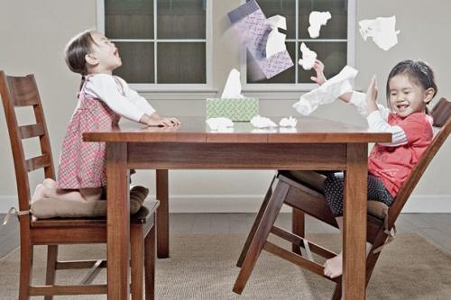 Фотогрф Джейсон Ли и его модели - либимые дочки (59 фото)
