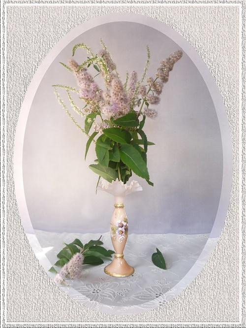 Натюрморты – Букеты цветов (46 фото)