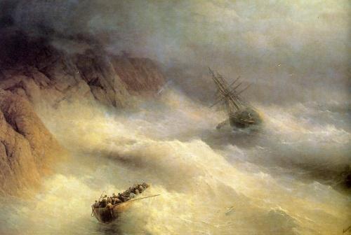 Картины художника. Айвазовский Иван Константинович (129 работ)