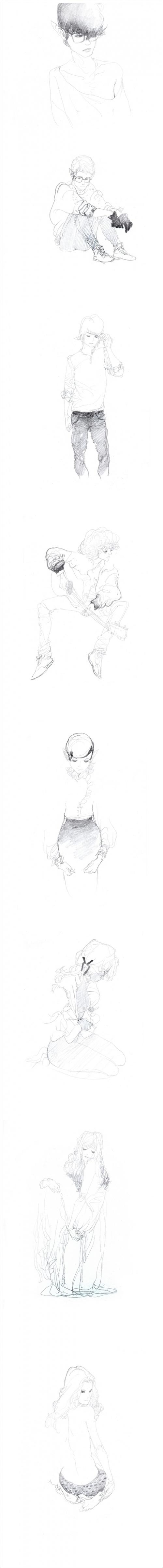 Этот Чудесный Рисованный Мир - 147 (101 работ)