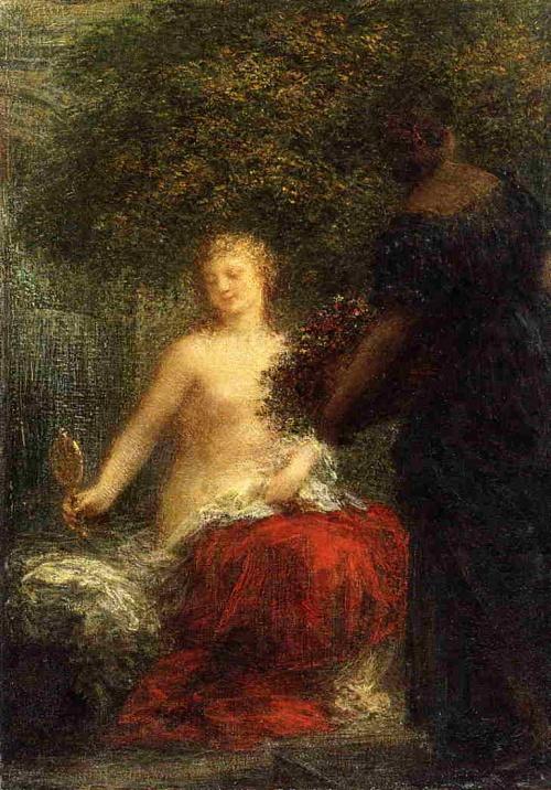 Французский художник Анри Фантен-Латур / French artist Henri Fantin-Latour (217 работ)