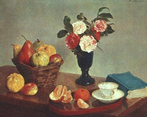 Французский художник Анри Фантен-Латур / French artist Henri Fantin-Latour (217 фото)