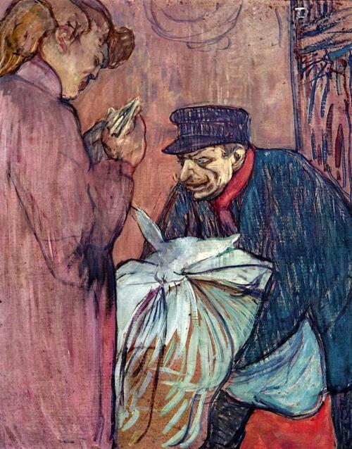 Анри Мари Раймон де Тулуз-Лотрек-Монфа / Henri Marie Raymond comte de Toulouse-Lautrec Monfa (1864-1901) (251 работ)