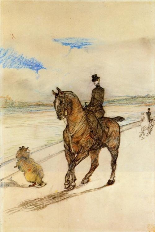 Анри Мари Раймон де Тулуз-Лотрек-Монфа / Henri Marie Raymond comte de Toulouse-Lautrec Monfa (1864-1901) (251 фото)