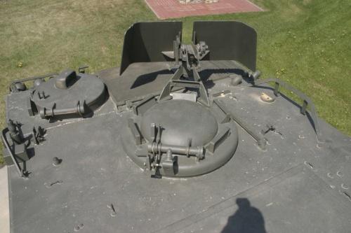 Фотообзор - американская БМП M113A2 APC (133 фото)