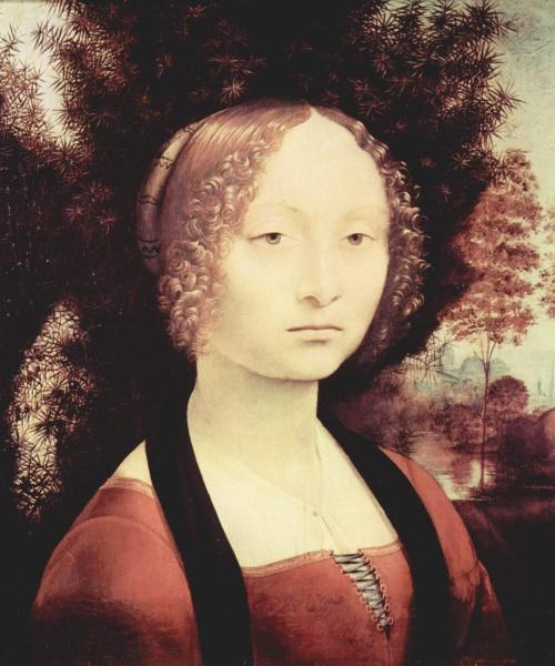 Картины художника. Леонардо да Винчи (61 работ)