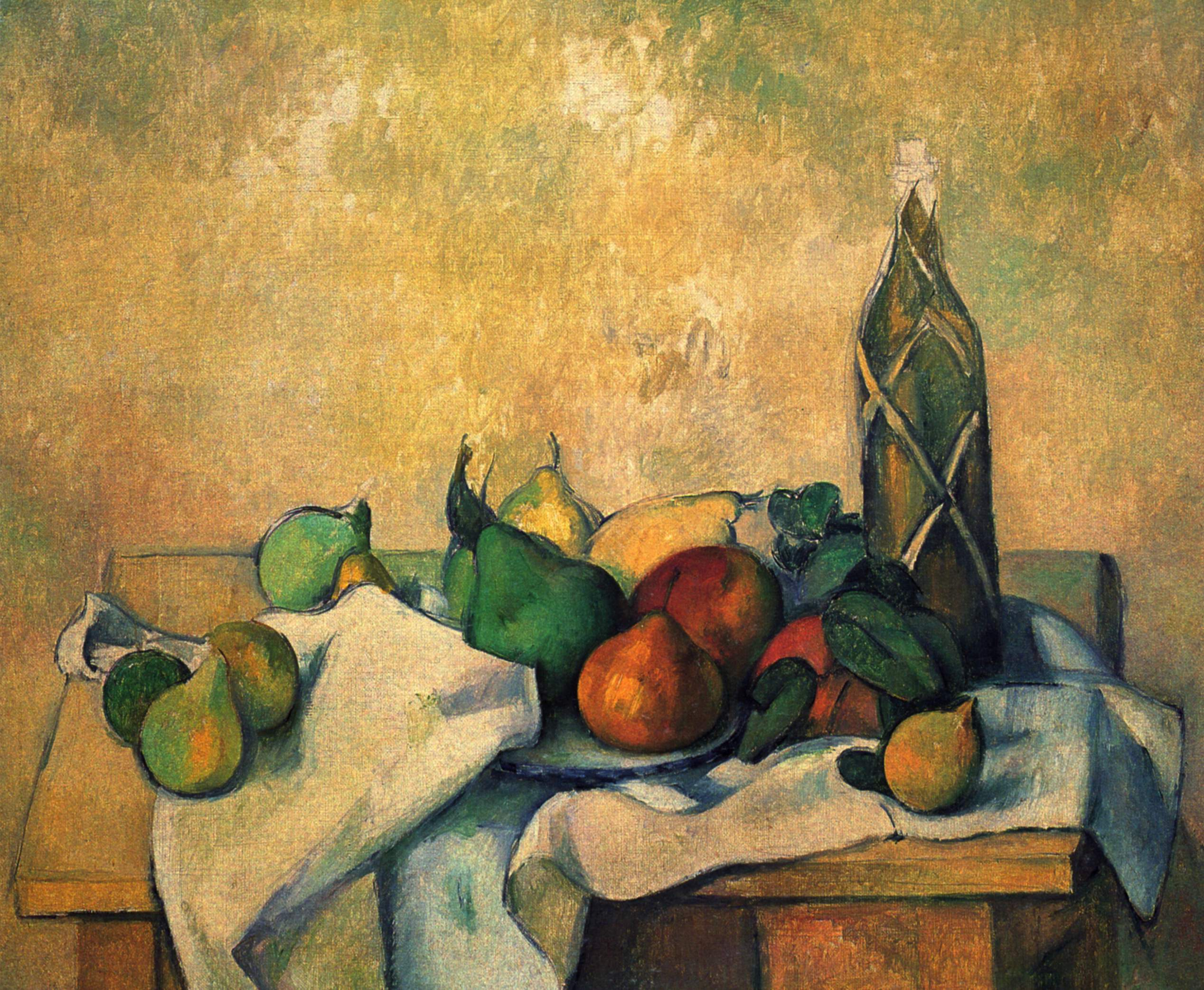 an introduction to the life and work by paul cezanne