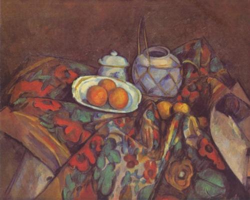 Шедевры импрессионизма. Поль Сезанн (218 фото)