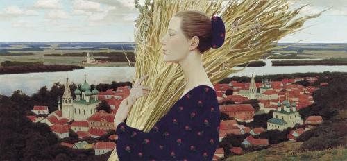 Оригинальные картины Андрея Ремнева (29 фото)