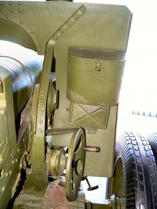 Фотообзор - советская гаубица колибра 122mm A-19 образца 1937 года (164 фото)