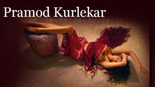 Художник Pramod Kurlekar (60 фото)