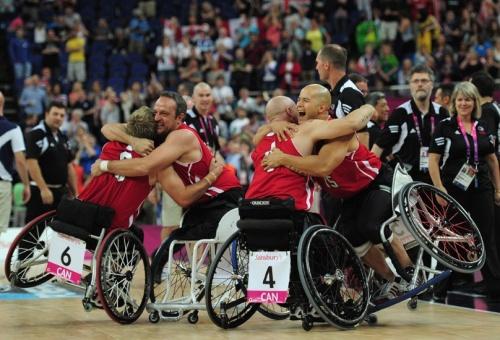 Их стойкости позавидовали бы и спартанцы (2) - Паралимпийцы (60 фото)