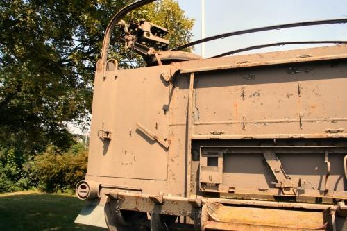 Фотообзор - американская САУ M44 SPG (69 фото)