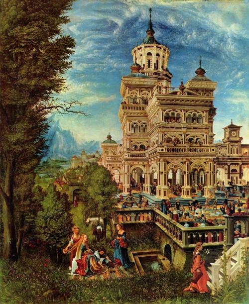 Картины Художника Альтдорфер Альбрехт (46 работ)