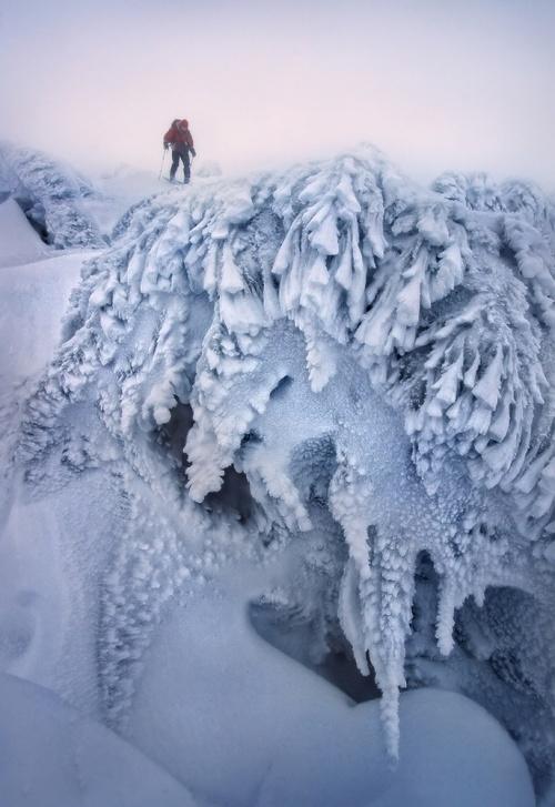 Русский пейзаж. Победители 2011. Категория Человек и пейзаж (10 фото)