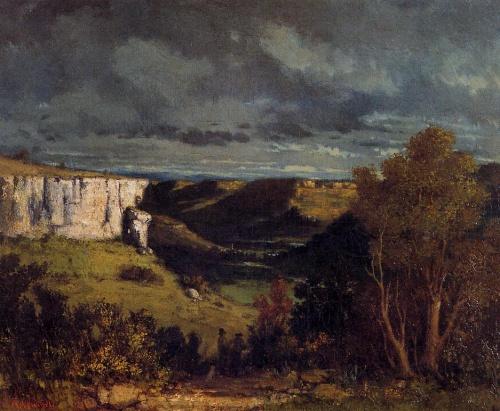 Шедевры импрессионизма. Гюстав Курбе (168 работ)