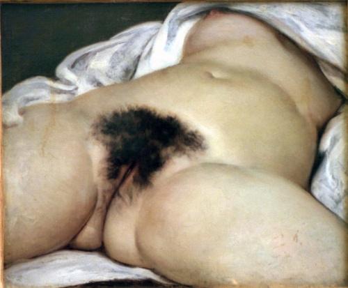 Шедевры импрессионизма. Гюстав Курбе (168 фото)