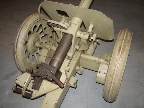 Фотообзор - немецкое противотанковое орудие 8.8cm Raketenwerfer 43 Puppchen (32 фото)