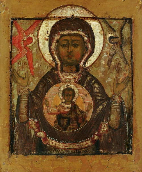 Russian icons (Theophanes Greek, Andrei Rublev, Dionysius) (232 фото)