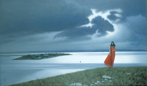 Картины художника. Константин Васильев. Часть 2 (131 фото)