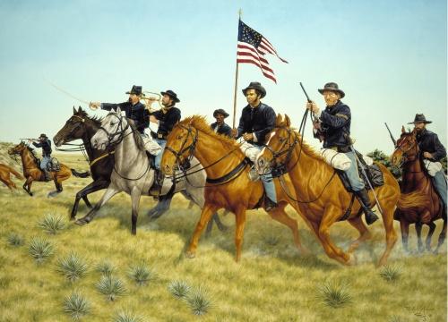 Работы американских художников. Часть 1 (56 фото)