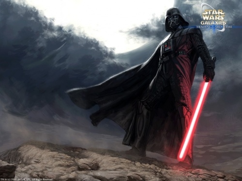 Star Wars - Come to the Dark Side (341 фото)