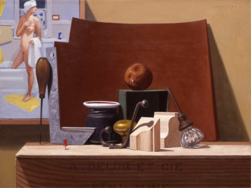 Artworks by Ron Schwerin (53 работ)