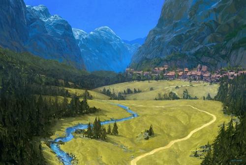 Этот Чудесный Рисованный Мир - 141 (101 работ)