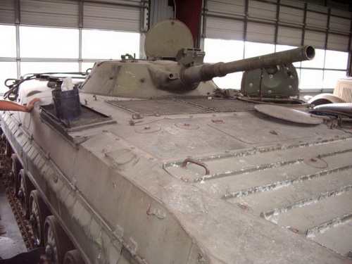 Фотообзор - советская боевая машина пехоты БМП-1 (45 фото)