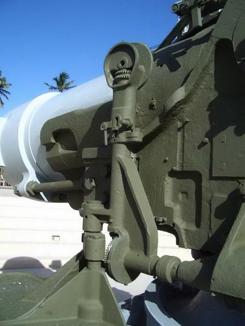 """Фотообозор - американское корабельное орудие US 7""""/45 Mark 2 (38 фото)"""