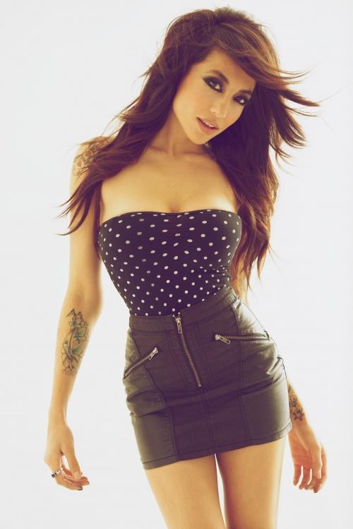 Alexandra Carrie Layus - Various photoshoots (72 фото)