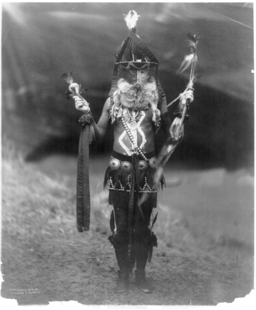 Edward S. Curtis - The North American Indian Photographic Collection 1 (531 фото)