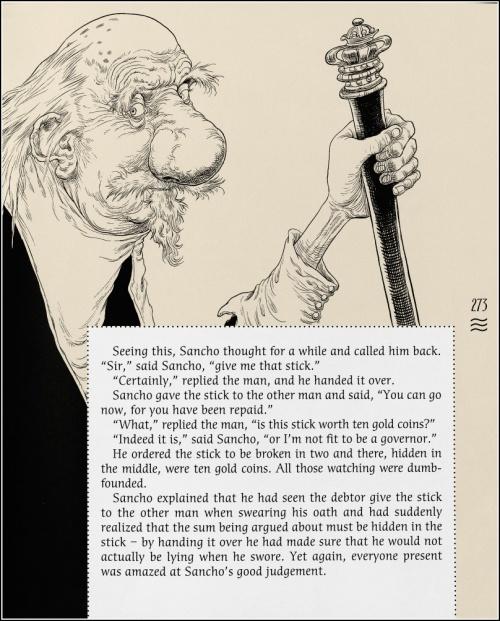 Дон Кихот (Don Quixote) глазами разных художников (181 работ)