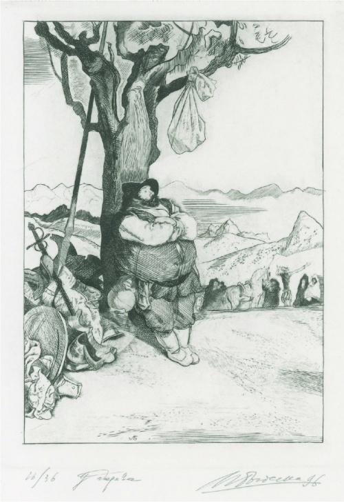 Дон Кихот (Don Quixote) глазами разных художников (181 фото)