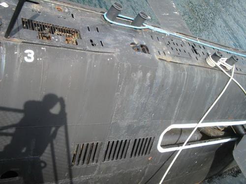 Фотообзор - советская подводная лодка 641 проекта NATO - Foxtrot (37 фото)