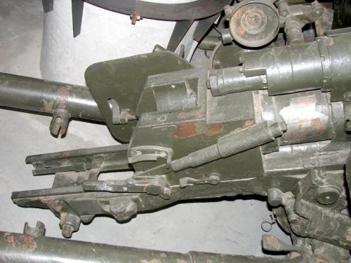 Фотообзор - немецкая противотанковая пушка 3.7cm PaK 35/36 (24 фото)