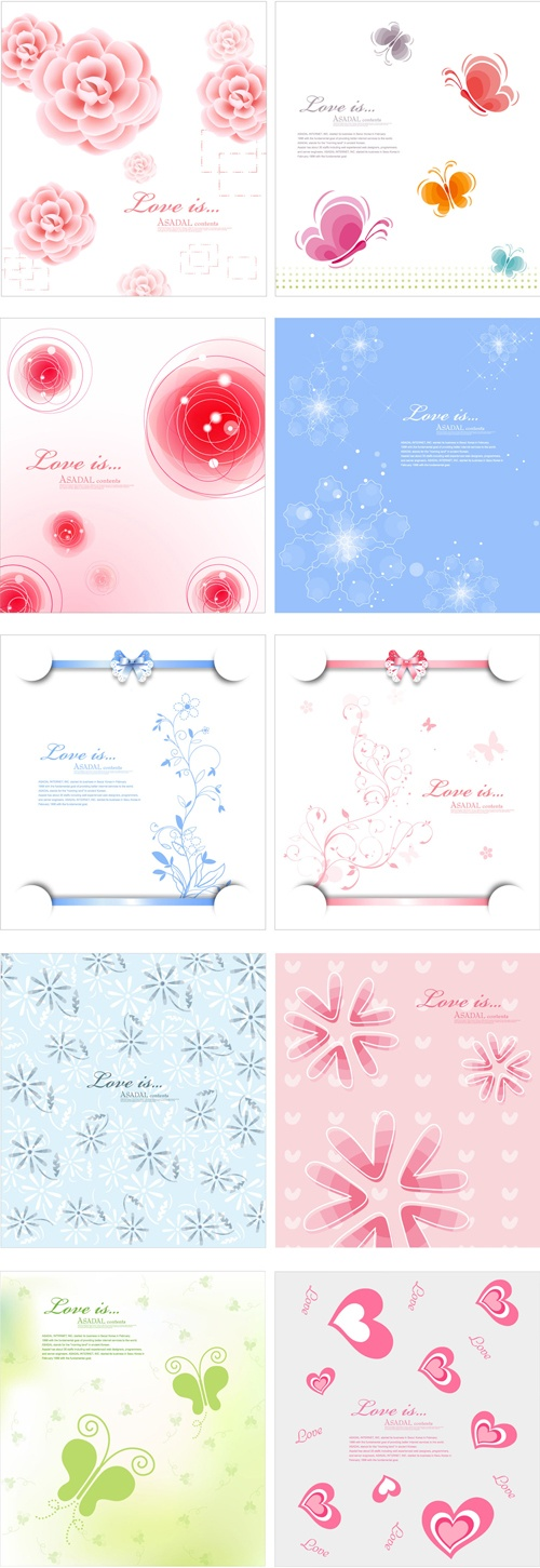 Different greeting cards (5 фото)