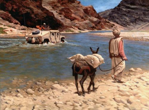 Работы американских художников. Часть 2 (16 фото)