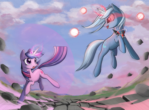 Волшебные Trixie - часть №1 (51 работ)