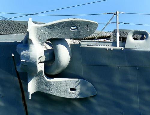 Фотообзор - американский тяжелый крейсер USS Salem CA-139 (335 фото)