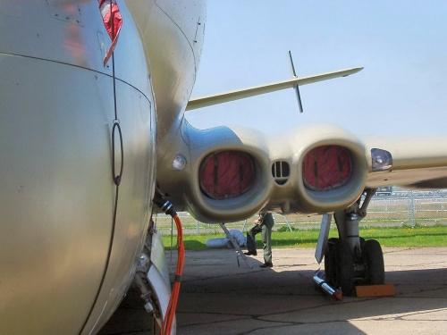 Фотообзор - британский самолет заправщик Nimrod MR2 (27 фото)
