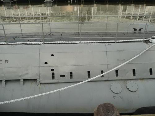 Фотообзор - американская подводная лодка USS Growler SSG-557 (85 фото)