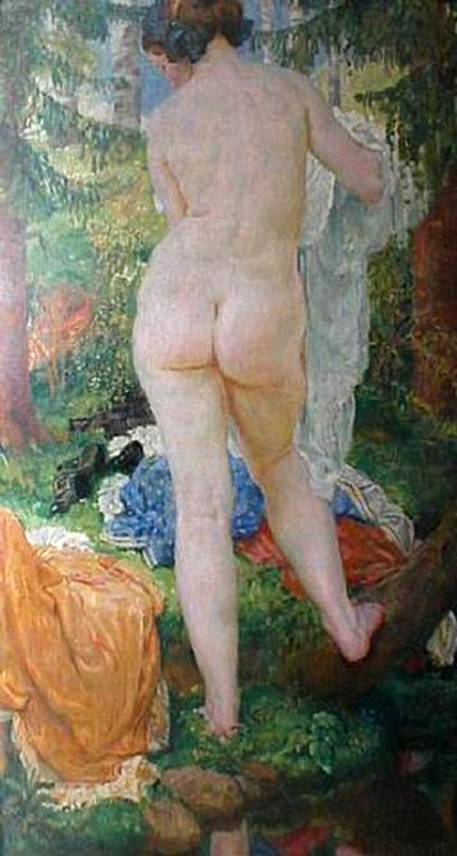 Художник Jakub Obrovsky (1882-1949) (43 работ)