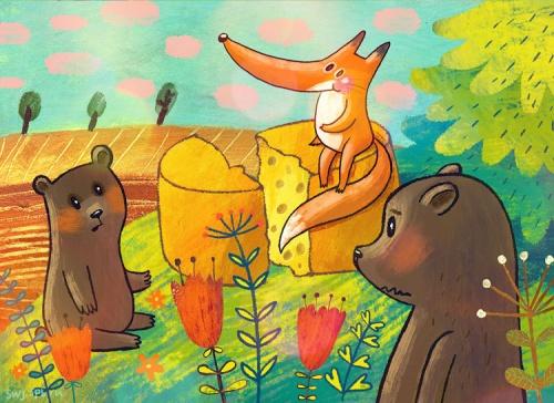 Иллюстратор Юлия Григорьева (140 фото)