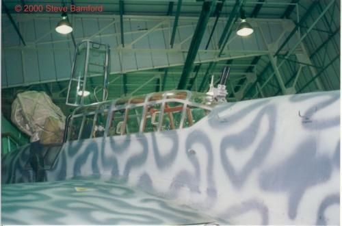 Фотообзор - немецкий истребитель Messerschmitt Bf 110 G4/R6 (31 фото)