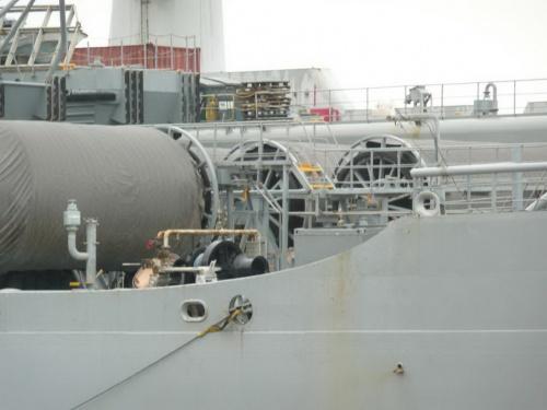 Фотообзор - американский танкер USNS Petersburg (T-AOT-9101) (100 фото)
