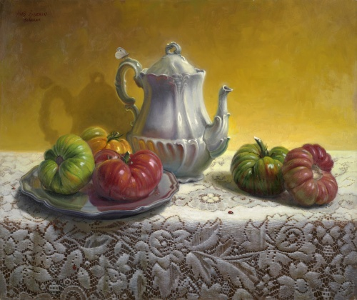 Artworks by Hans Guerin (47 работ)