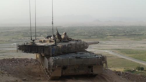 Leopard 2A6 (6 фото)