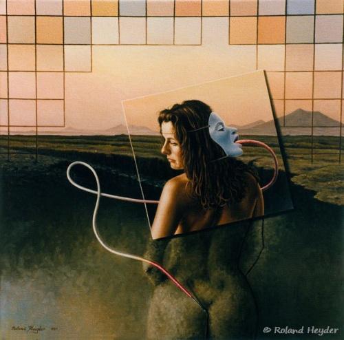 Сюрреалист Roland Hayder (236 фото)